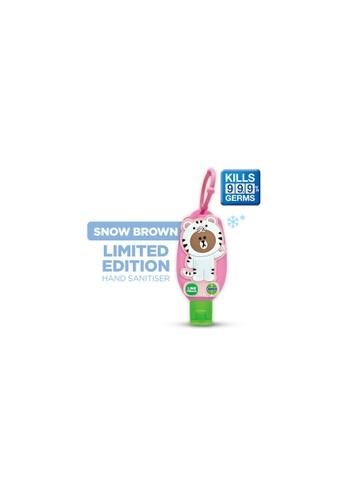 Dettol pink Dettol x LINE Hand Sanitiser 50ml with Bag Tag - Tiger 51A49ES4CE8B74GS_1