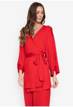f7315e431e Josie red Sweet Street Wrap Lingerie   Sleepwear 96FF8AA58D386DGS 1