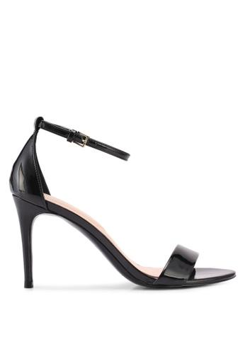 ALDO 黑色 Cally Heeled Sandals DA1CCSH281C6F9GS_1