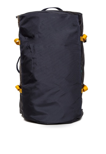 The North Face navy Base Camp Duffel Bag - Small TH803AC0J2V9PH_1