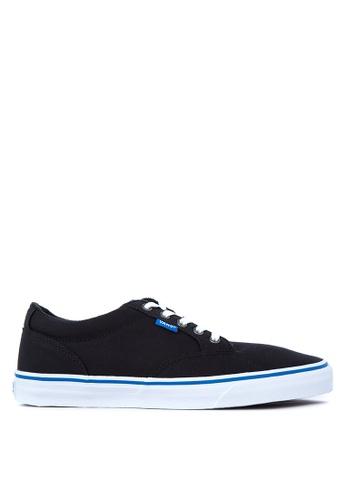 Vans black Winston Sneakers VA142SH47QBOPH_1