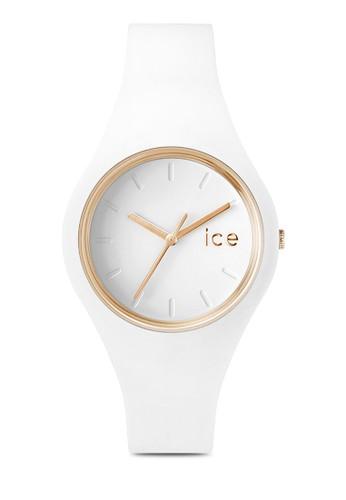 Ice Glam 矽膠小圓錶, 錶類, 休閒esprit門市地址型