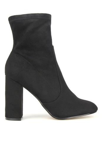 Betts black Ginger Sock Boots 95935SHFC0F142GS_1