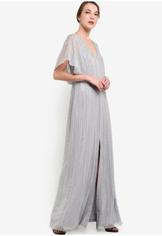 Paisley maxi dress malaysia