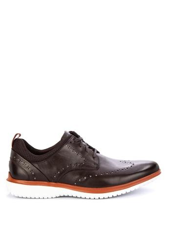 Rockport brown DP2 Fast Marathonltd Smart Casual Shoes BF793SH862A203GS_1