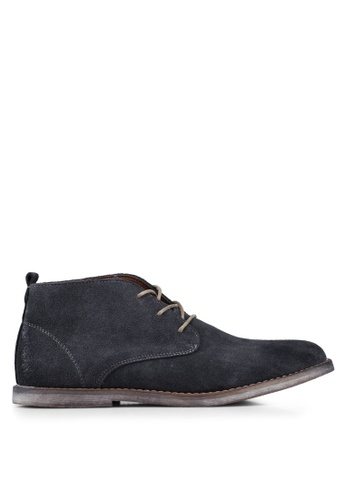 Twenty Eight Shoes grey Basic Boots 4B53FSH24999ACGS_1