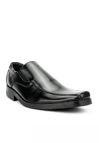Mario D' boro Runway black SGT MS 8972-Black Formal Shoes B82BASH07976FEGS_1