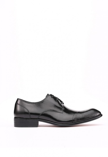 Kings Collection black Maxfield Formal Shoes C2CA0SH832F77CGS_1