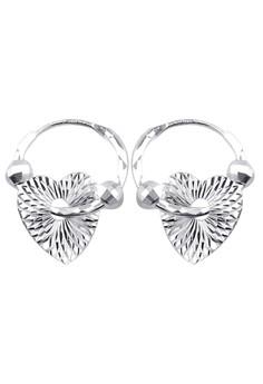 Heart Loop Earring