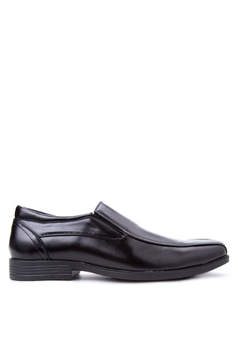 Italianos black Arnold Formal Shoes IT153SH15GCEPH_1