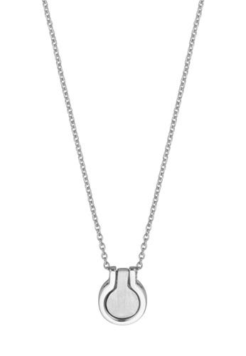 Esprit silver ESPRIT [Fuse] Silver Sterling Silver Necklace (42 cm + 3 cm extension) CAA63AC48EC5C7GS_1