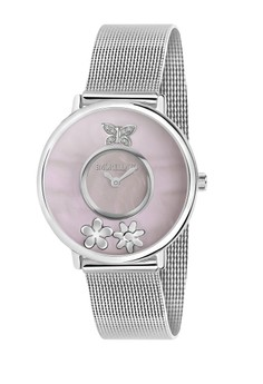 Morellato Vita 銀色金屬網石英女士手錶 R0153150501
