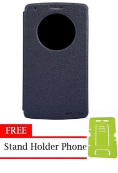 harga Nillkin Sparkle for LG G3 - Black Zalora.co.id