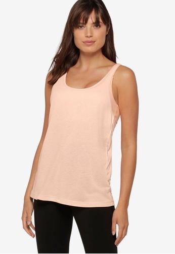 Lorna Jane pink Distance Athletic Tank Top 9FC0DAA065B90BGS_1