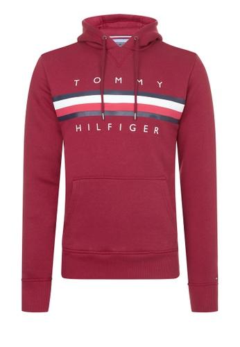 201d4392f8ee Shop Tommy Hilfiger Logo Hoody Online on ZALORA Philippines