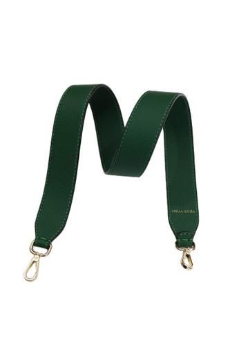 Stella Rossa green Stella Rossa Bag Strap Kulit Jeruk Green 4150EAC3A3E3B0GS_1