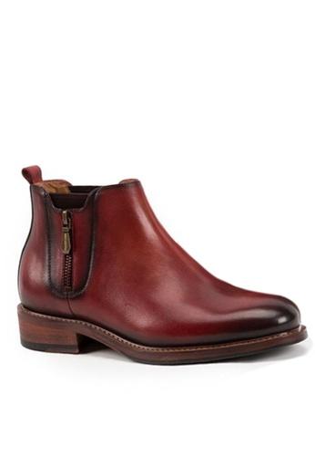 Twenty Eight Shoes Vintage Leather Chelsea Boot 618-150 E88B1SH91240BCGS_1