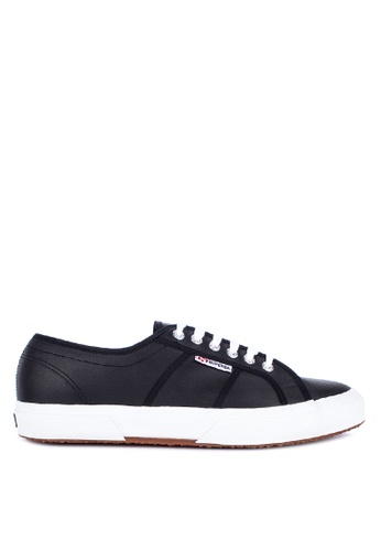Superga black 2750-Efglu Sneakers 26A52SHBFA02BAGS_1