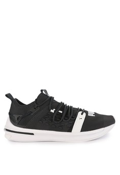 3e2758518e3 Puma black and multi Ignite Limitless Sr Fusefit Shoes 883ECSHB0656D7GS 1