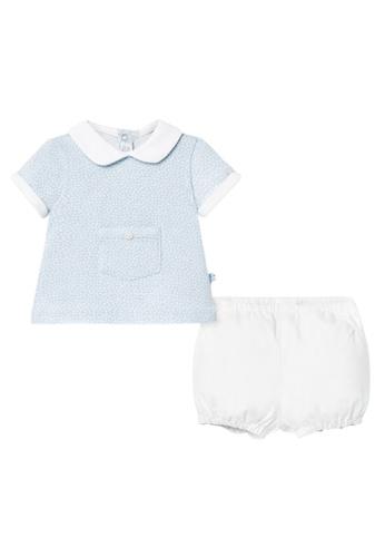 RAISING LITTLE blue Cisco Outfit Set 789E0KA6BD8315GS_1