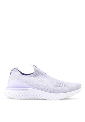 571d92d11a444 Nike Epic Phantom React Flyknit Women's Running Shoe