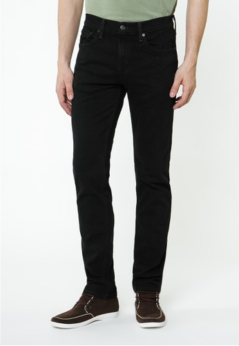 Levi's 511™ Slim Fit - Black Stretch