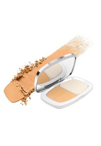 L'Oréal Paris beige L'Oreal Paris True Match Two Way Powder Foundation G6 Gold Vanilla 4ED68BED3B1857GS_1