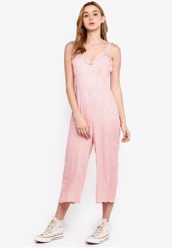 147eab57a5 Buy Cotton On Woven Tash Strappy Jumpsuit Online on ZALORA Singapore