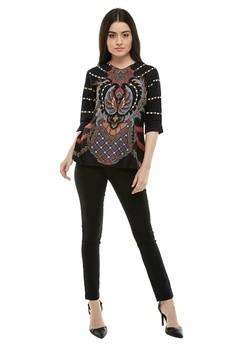 72 Koleksi Model Baju Batik Ibu Menyusui Terbaru Terbaru