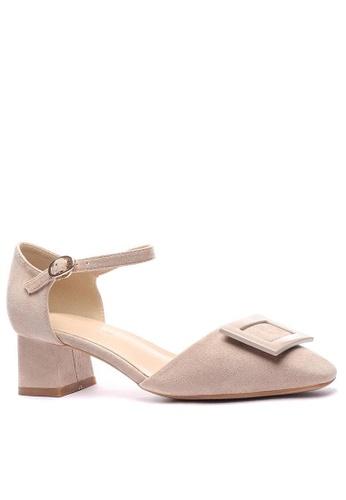 Twenty Eight Shoes Buckle Heels132-15 44898SH0EC0F9FGS_1