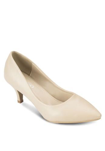 經典尖頭低跟鞋, esprit台灣網頁女鞋, 鞋