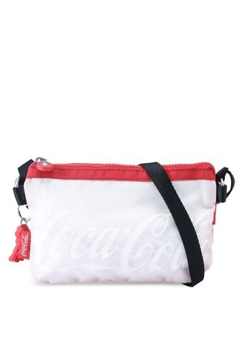 Kipling white Creativity Crossbody Bag DFA25AC420405DGS_1