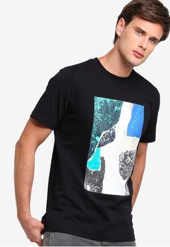 BOSS 黑色 Teear 2 T恤 - Boss 休閒 62CBAAA8955434GS_1
