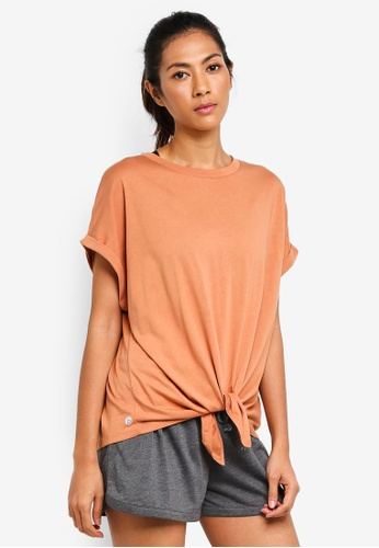 Cotton On Body multi Tie Front T-Shirt 15A1FAAD03FC72GS_1