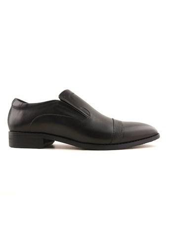 Hanson Bootmaker black Hanson Bootmaker Slip On- Black HA656SH0GHVQSG_1