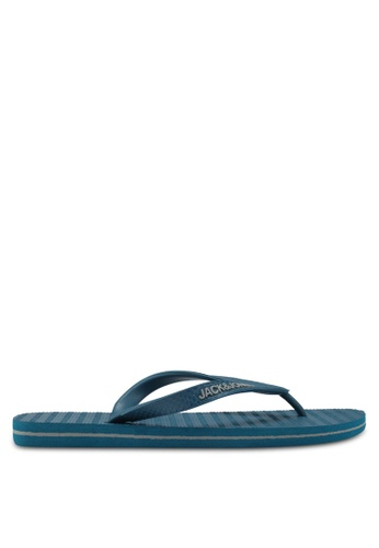 Jack & Jones blue Basic Flip Flops 8902ESH2CA6494GS_1