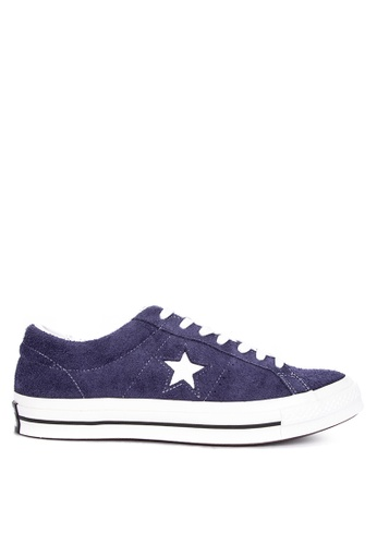 48ea41ec2bb3 Shop Converse One Star Vintage Suede Sneakers Online on ZALORA Philippines