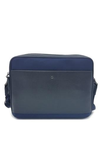 a0c3ca44bd07 Buy Goldlion Traveller Messenger Bag (Navy) Online on ZALORA Singapore