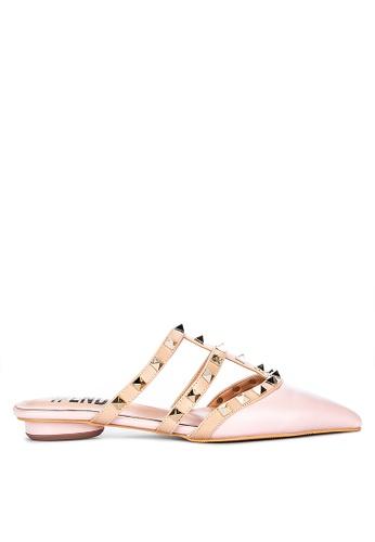 LND pink Cookie Closed Shoes BA548SH264B5E5GS_1