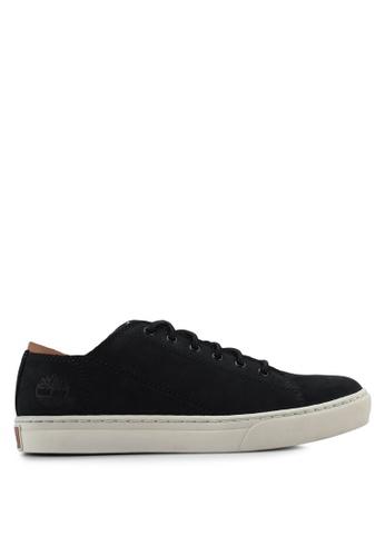 Timberland black Adventure 2.0 Modern Oxford Sneakers BFC55SH76DB4B5GS_1
