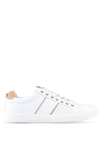 ALDO white Lovericia Sneakers 3B2C8SH1DDDB9FGS_1