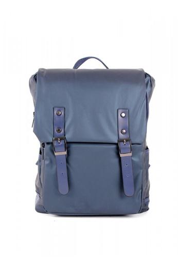 Timeless Manila blue Nils 1171 Backpack 7B39AAC5B49544GS_1