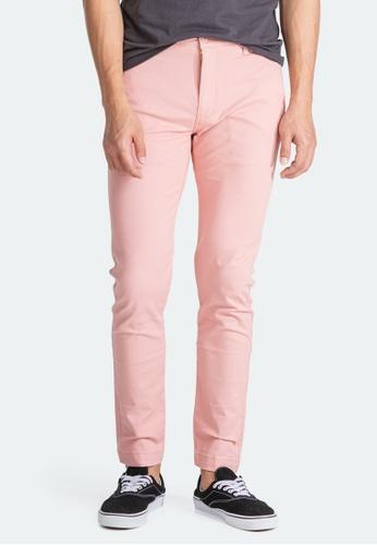 Levi's pink Levi's XX Chino Slim Taper Pants Men 85227-0054 FB42CAA909B644GS_1