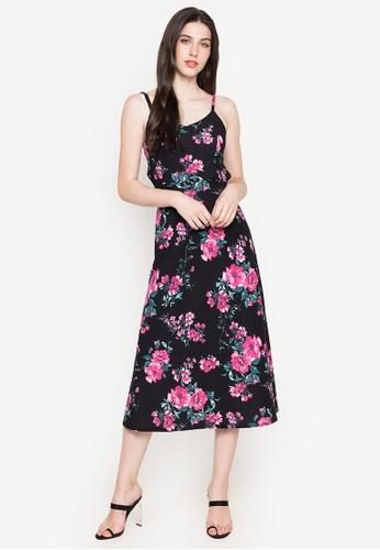 Deity black Cami Backless Maxi Dress A0129AAF103398GS_1