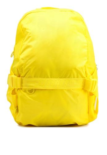 2d83eade9e PUMA yellow Cosmic Backpack 9800BACC5A1CBFGS 1