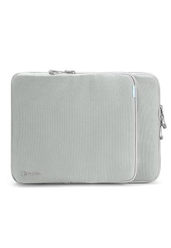 tomtoc grey 11.6-13 Inch tomtoc 360° Protective Laptop Sleeve 97BA4ACD4C87F3GS_1