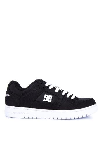 DC black Manteca Tx Shoes A489DSH06B319CGS_1