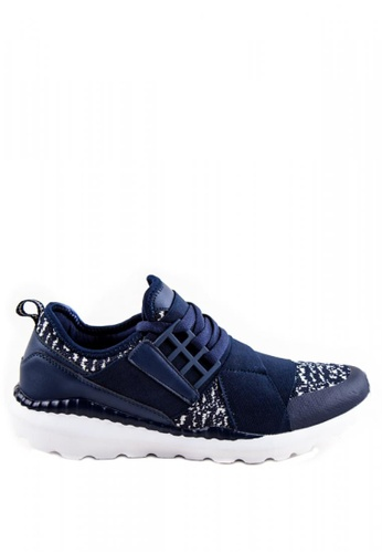 Otto blue Technical Trainers Shoes 45666SHDA9F072GS_1