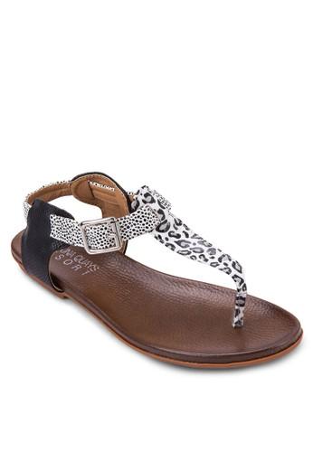 墨西哥T字帶涼鞋, 女esprit 中文鞋, 鞋