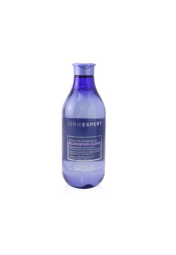 L'Oréal L'ORÉAL - Professionnel Serie Expert - Blondifier Gloss Acai Polyphenols Resurfacing and Illuminating System Shampoo (For Blonde Hair) 300ml/10.1oz 56E53BEA6E6D7BGS_1
